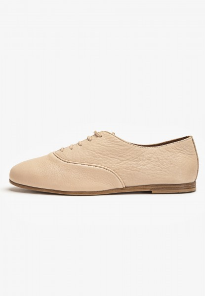 Inuovo Lace Ups Leather Rose