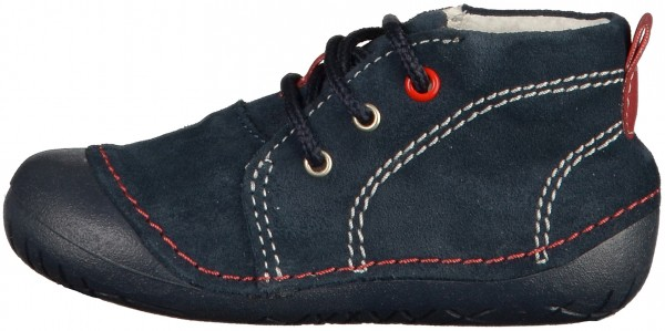 Primigi Lace Ups Leather Navy