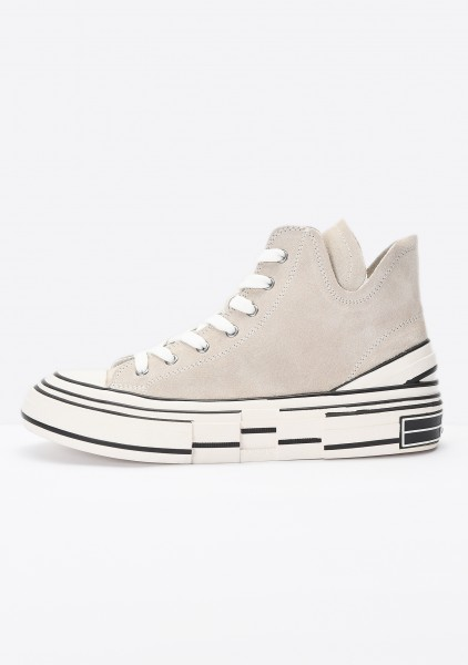 Inuovo Sneaker Leather Beige