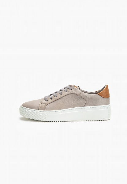 Inuovo Sneaker Leather Silver/grey