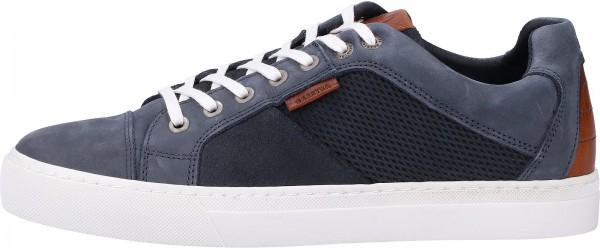 Gaastra Sneaker Nubuk/Velours Navy
