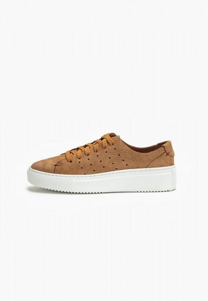Inuovo Sneaker Leder Tan