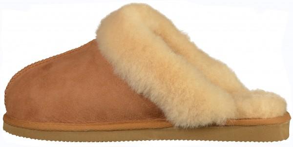Shepherd Jungen Hausschuhe Braun Camel: Schuhe & Handtaschen