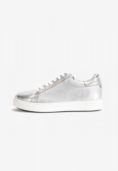 Inuovo Sneaker Leather silver