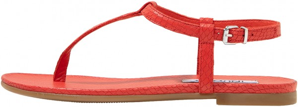 Inuovo Sandals Leather Red