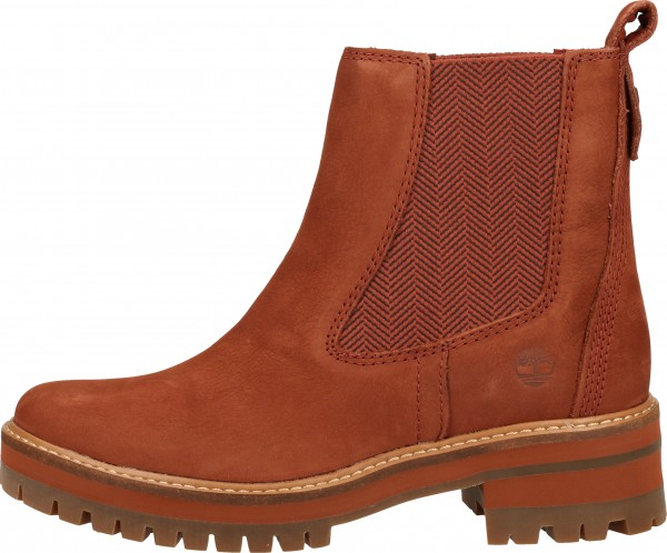 Timberland Stiefelette Leder Rot