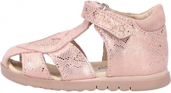 Primigi Primigi Sandals Rose Primigi Leather Leather Sandals Sandals Rose dCeBxo