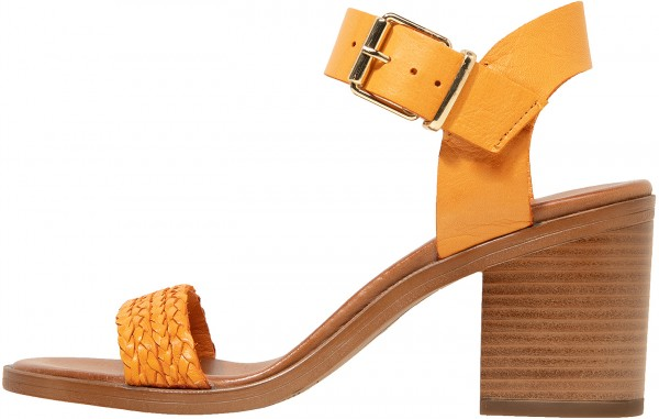 Inuovo Sandals Leather Orange