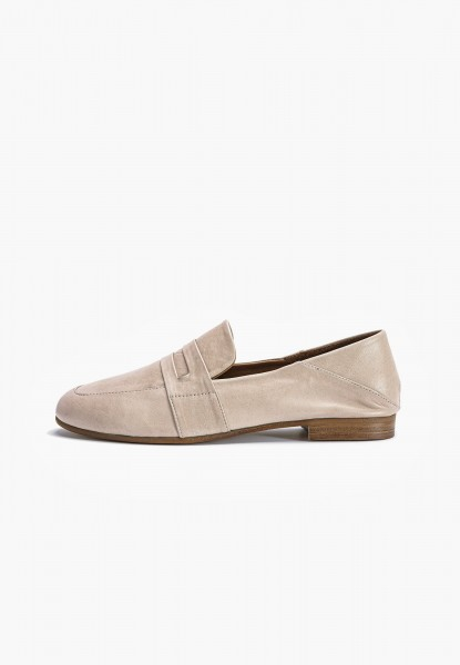 Inuovo Loafers Leather Gray