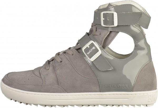 Birkenstock Thessaloniki Sneaker Leather Gray