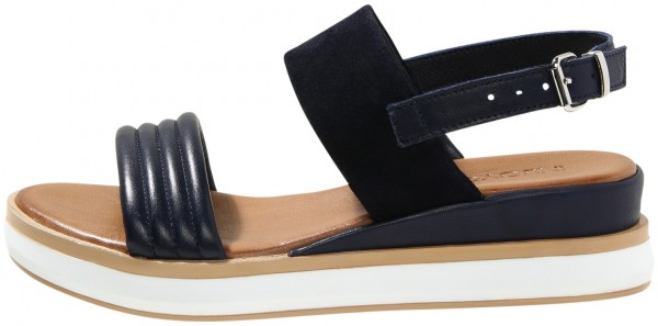 Inuovo Sandals Leather Navy