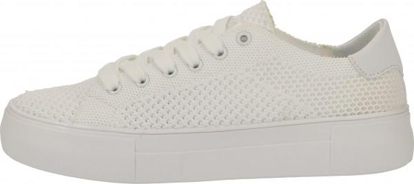 a.soyi Sneaker Textil Weiß