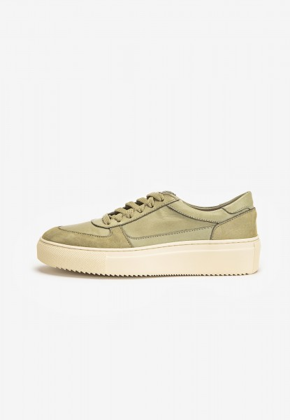 Inuovo Sneaker Leather Olive