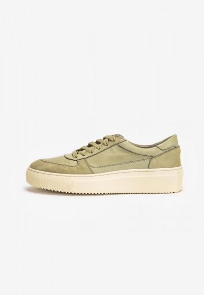 Inuovo Sneaker Leder Olive