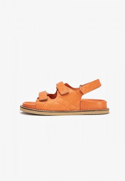 Inuovo Sandalen Leder Orange
