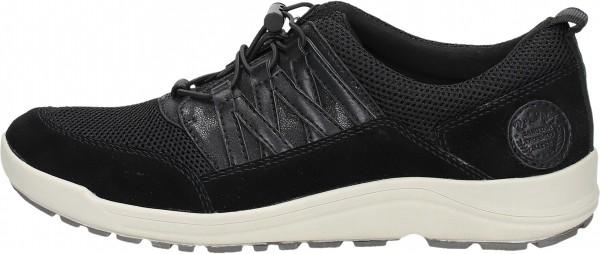 Bama Sneaker Textil Schwarz