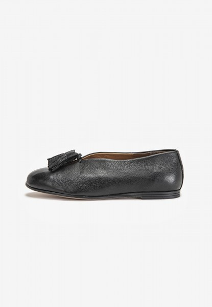 Inuovo Loafers Leather Black