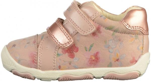 Geox Sneaker Veloursleder Rose