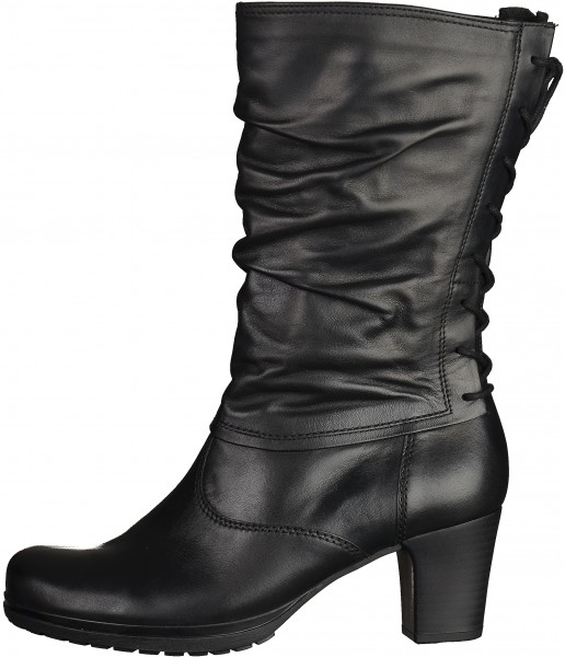 Gabor Boots Leather black2