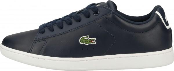 Lacoste Sneaker Leder/Synthetik Navy