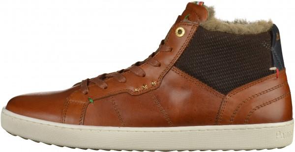 Pantofola d Oro Sneaker Leder Braun Warmfutter