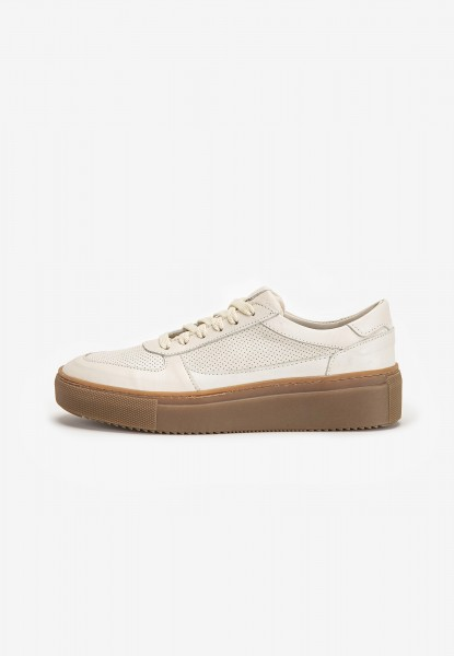 Inuovo Sneaker Leather Creme