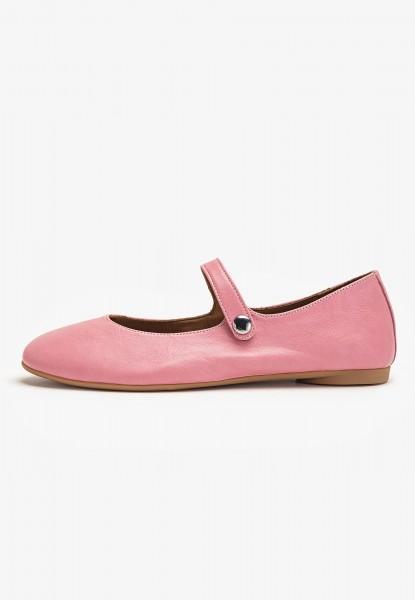 Inuovo Ballerinas Leder Pink