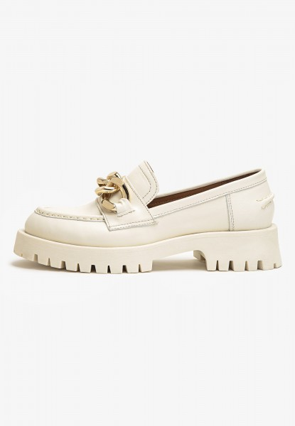 Inuovo Loafers Leather nature