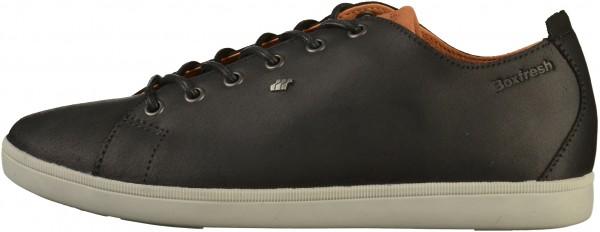 Boxfresh Sneaker Leather black2