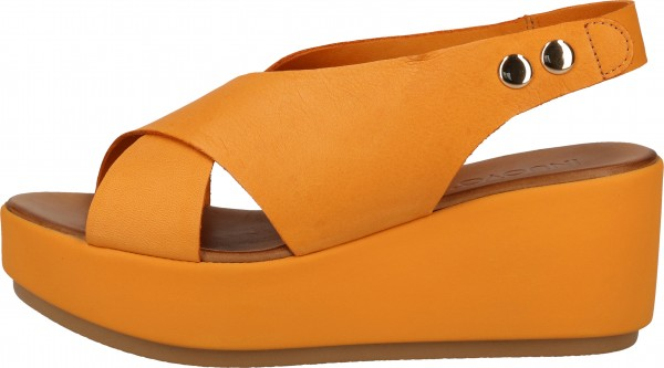 Inuovo Sandalen Leder Orange
