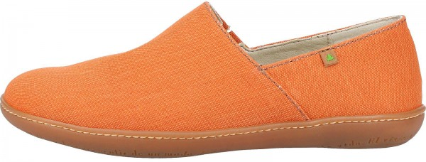 El Naturalista Slipper Textil Orange