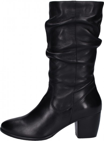 SPM Boots Leather black2