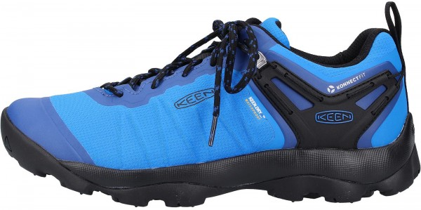Keen Hiking Shoes Synthetic mid-blue