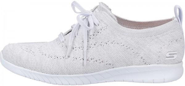 Skechers Sneaker Textil Weiß