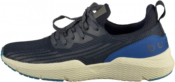 Bugatti Sneaker Textil Dunkelblau