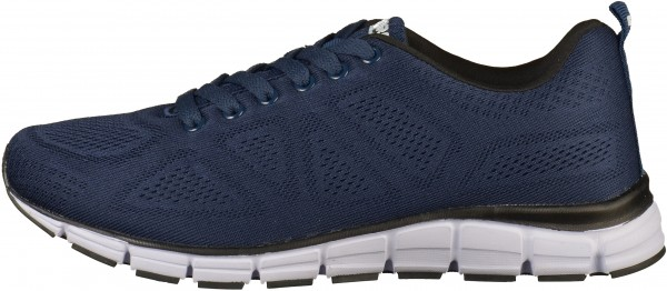 Boras Sneaker Textil Navy