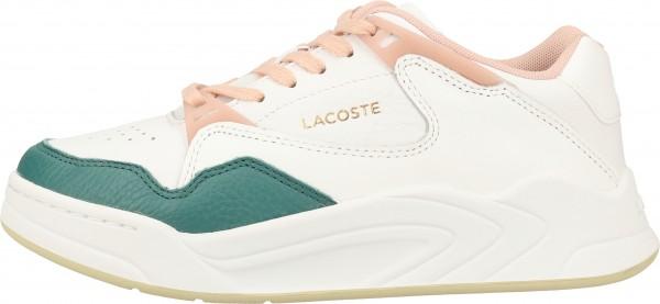 Lacoste Sneaker Leder/Synthetik Weiß