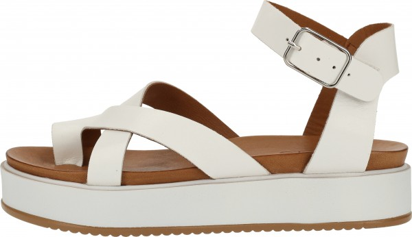 Inuovo Sandals Leather white