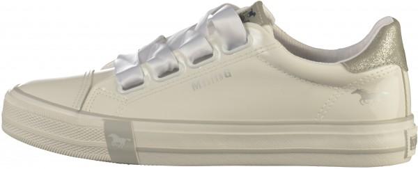 Mustang Sneaker Synthetik white