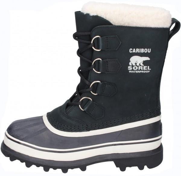 Sorel Boots Syntetik/Textile black2