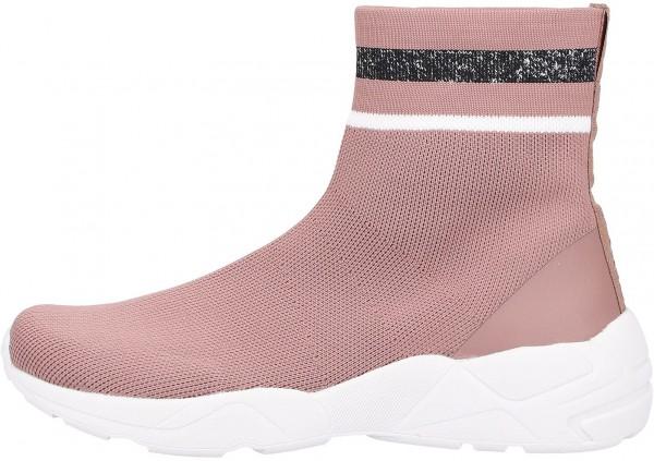 Young Spirit Sneaker Textil Rosa