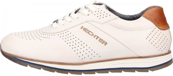 Daniel Hechter Sneaker Glattleder Weiß