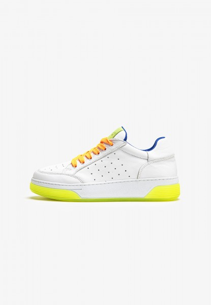 Inuovo Sneaker Leder Pistachio