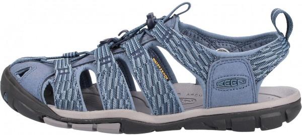 Keen Sandalen Textil Hellblau