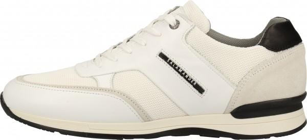 Salamander Sneaker Leder/Textil Weiß