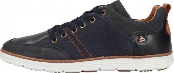 Bullboxer Sneaker Leather/Textile Blue