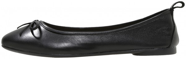 Inuovo Ballerinas Leather black2