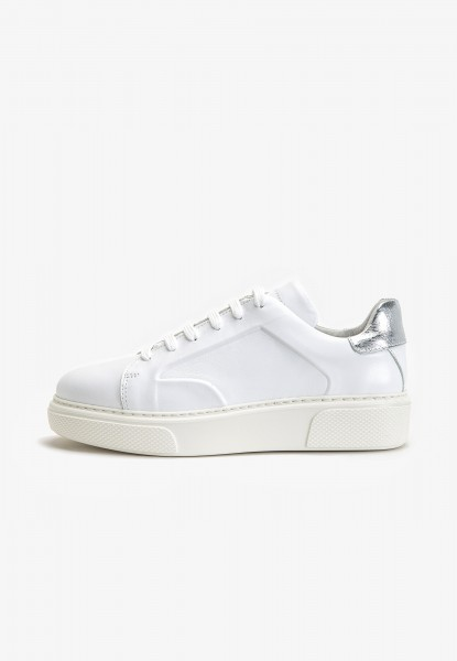 Inuovo Sneaker Leather white / silver