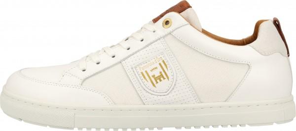 Pantofola d Oro Sneaker Leder/Mesh White