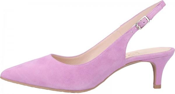 Lodi Pumps Leder Lavendel